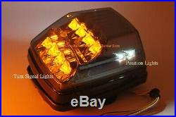 NEW LED Turn Signal Light Corner Lamp for Benz G class W463 1990-2012 Black