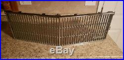 NICE 80 92 Cadillac Brougham Fleetwood Deville Grill Grille Rwd