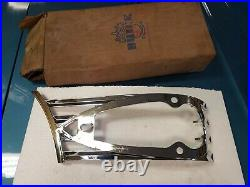 NOS 1958 Buick RH Grille Extension Parking Light Backing Special Century 40 60