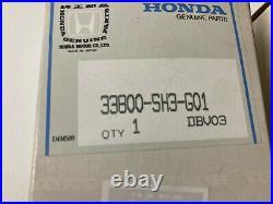 NOS Genuine OEM Honda CRX Civic sidemarker ED EE EF SI fender indicator 88-91