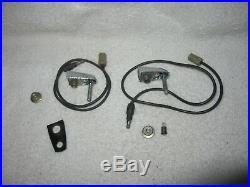 NOS Mopar 1969-72 Fender Turn Signals