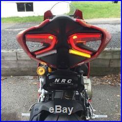 NRC 2016+ Ducati Panigale 959 LED Turn Signal Lights & Fender Eliminator