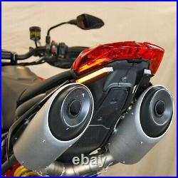 NRC Ducati Hypermotard 950 LED Turn Signal Lights & Fender Eliminator