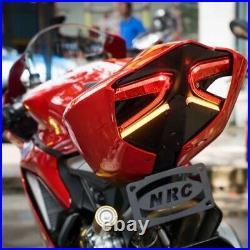 NRC Ducati Panigale 1199 LED Turn Signal Lights & Fender Eliminator