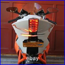NRC KTM RC8 R LED Turn Signal Lights & Fender Eliminator