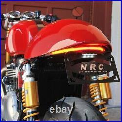 NRC Triumph Thruxton R 1200 LED Turn Signal Lights & Fender Eliminator