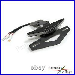 Naked Motorcycle LED Tail Tidy Turn Signal Fender Eliminator For 1290 Super R