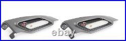 New Genuine MINI COUNTRYMAN R60 PACEMAN R61 Black Turn Signal Trim Set Pair L+R