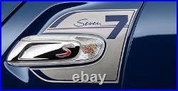 New Genuine MINI F55 F56 F57 Set Of Auxiliary Turn Signal Seven Stickers OEM