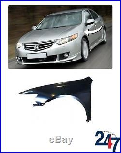 New Honda Accord 2008-2012 Primed Wing Fender Without Turn Signal Hole Left N/s