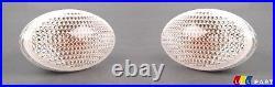 New Mini Genuine R50 R52 R53 Fender Mounted Turn Signal Indicator White Pair