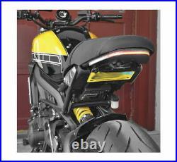 New Rage Fender Eliminator Kit with LED Turn Signals 2016+ Yamaha XSR900 XSR-FE-T