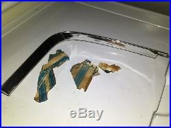 Nos 3886261 1966 Chevelle Elcamino Lh Fender Eyebrow Molding 66 Chevelle