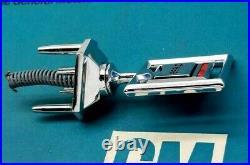 Nos 77 78 79 Olds Delta 88 Regency 98 Diesel Header Panel Emblem Hood Ornament