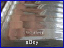 Nos Chevrolet 1968 Impala Left Front Fender Turn Signal Bezel And Lens Rare Find