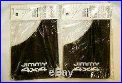 Nos Full Size Jimmy 4x4 Splash Guards Truck Emblem Mud Flaps 67 72 73 81 87 91