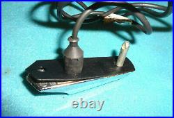 Nos Mopar 1968 Coronet Fender Mounted Turn Signal Indicator # 2606143, Mint Orig