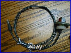 Nos Mopar 1971 Plymouth Road Runner Satellite Gtx FENDER TURN SIGNAL LAMP