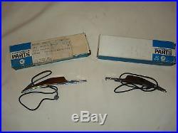 Nos Pair Mopar 1969-71 Chrysler Fender Turn Signal Lamps Nibs! Nice