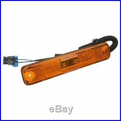 OEM Marker Light Lamp Assembly LH or RH Front Fender Mounted for 03-09 Hummer H2