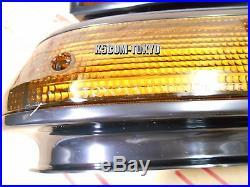 Oem TOYOTA Front Fender Turn Signal Lens Set Jdm AE86 TRUENO KOUKI Genuien Part