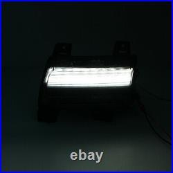 Only for 18-20 Jeep JL Sport LED Fender Daytime Running Turn Signal Light