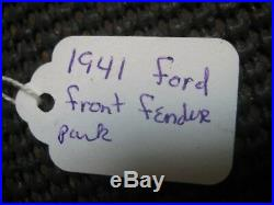 Original 1941 Ford Turn Signal / Parking Light Fender Mounted