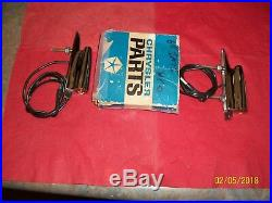 Plymouth Satellite Turn Signal Indicators Fender Nos 1968