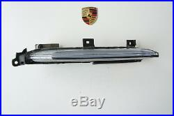 Porsche 971 Panamera Tagfahrlicht Zusatz Zusatzscheinwerfer LED Blinker R2 ZUS