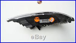 Porsche 991 Zusatzscheinwerfer LED Links Schwarz 99163115181 ZUS pö18