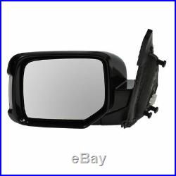 Power Heated Turn Signal Memory Mirror Driver Side Left LH for 09-13 Honda Pilot