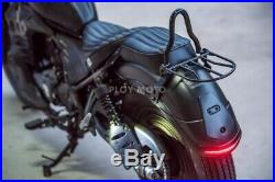 Rear Fender For Honda Rebel 500 300 CMX Tail Light Integrated Turn Signal New
