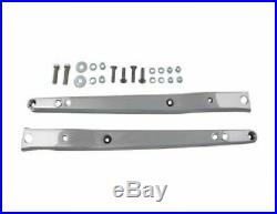 Replica Chrome Rear Fender Struts Harley Ironhead Sportster KHK with Turn Signals