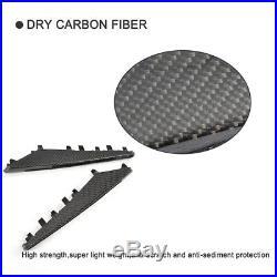 Side Marker Light Carbon Fiber Fender Turn Signal Cover For BMW E92 E93 M3 08-11