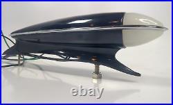 Single 12V GM Fender Lights Custom Accessory Park & Turn Signal 1937-39 Chevy