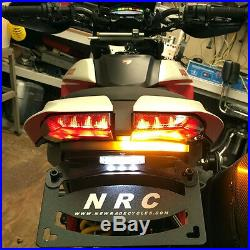 St1010 Ducati Hypermotard 821 939 Fender Eliminator Tail Tidy Led Turn Signal
