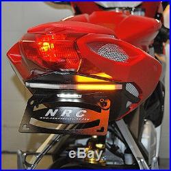 St1234 MV Agusta F3 675 800 Tail Tidy Led Turn Signals Fender Eliminator Tag