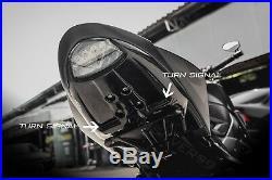 Suzuki Gsx S 750 Under Cover Fairings Rear Fender Short Tail Light Signal Turn