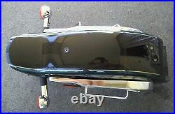 Suzuki Marauder VZ800 Rear Fender Taillight Struts Turn Signals Bag Supports