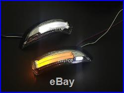 TOYOTA YARIS 2012-up LED door mirror turn signal light pilot courtesy lamp
