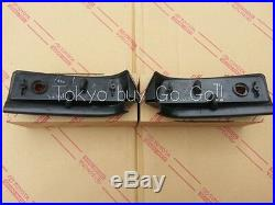 Toyota Corolla CP Coupe AE86 Front Fender Turn signal Lens set NEW Genuine OEM