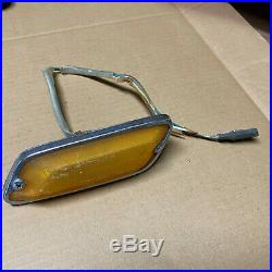 Toyota Corona 66 67 68 69 RT43 fender side markers turn signals