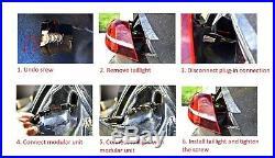 Upgrade Dynamic Turn Signal Adapter LED Tail Lights Module VW Golf 7 MK7 GTI R