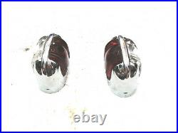 Vintage SEV Marchal Blinker indicator Fender Marker Tail Light Turn Signal