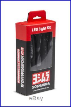 Yoshimura LED Front Turn Signal Kit 072BGLTSFK